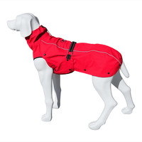 STOCK+STEIN® Wear Regenjacke Rainmaster Simply Red rot